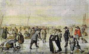 первый хоккей
